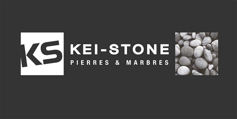 Motion Design Logo Kei-Stone by Marion Pasquet