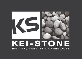 Logo Kei-Stone Motion Design by Marion Pasquet